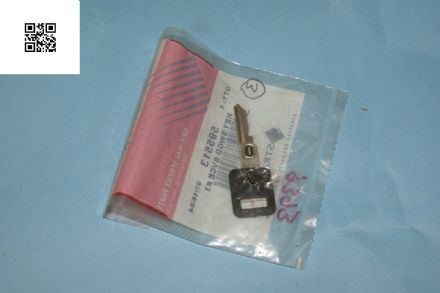 1986-1996 Corvette C4 Single Sided VATS Key #3, Strattec 595513, New Box B